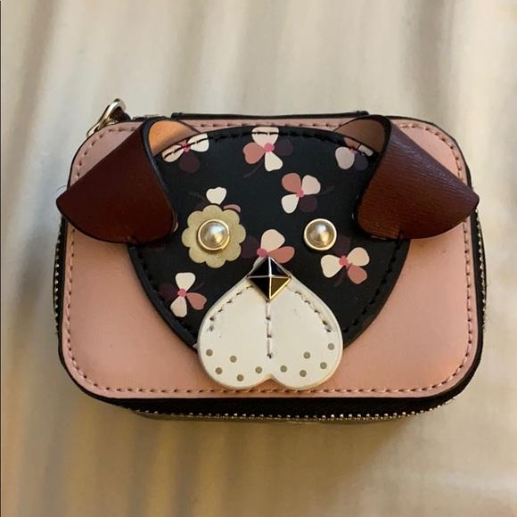 kate spade Handbags - NWT Kate Spade Puppy Jewelry Holder
